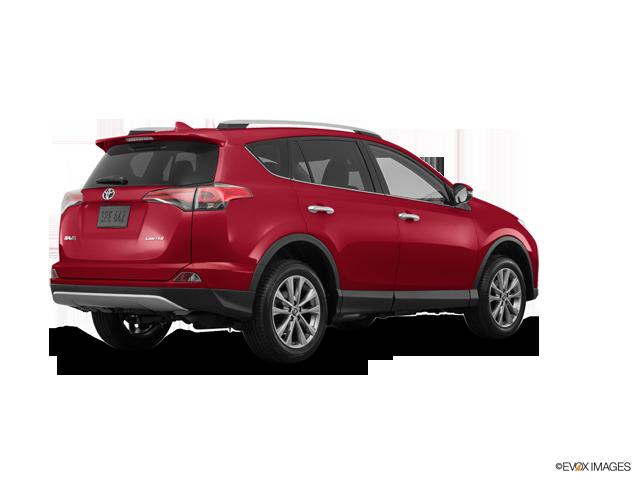 New 2017 Toyota RAV4 in Harrisburg, PA