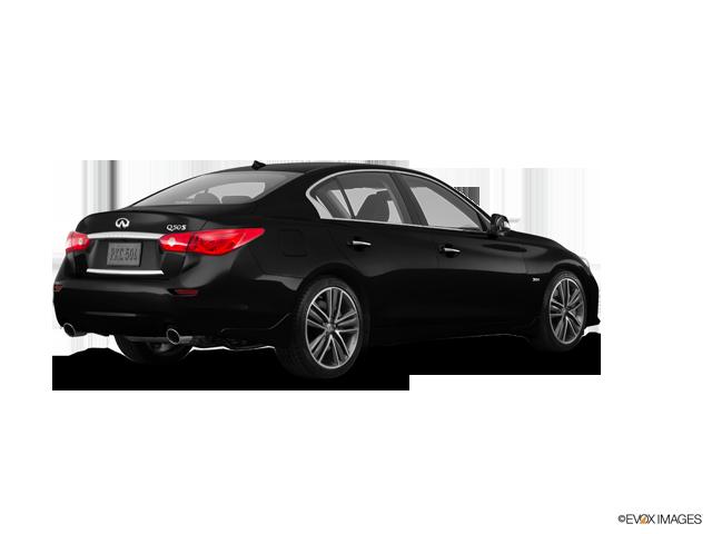 2017 INFINITI Q50 Red Sport 400