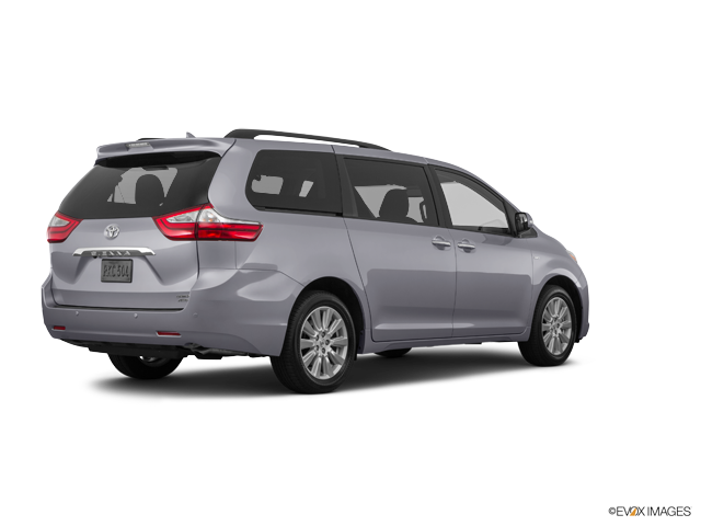 New 2017 Toyota Sienna in Ventura, CA