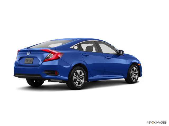 New 2017 Honda Civic Sedan in North Charleston, SC