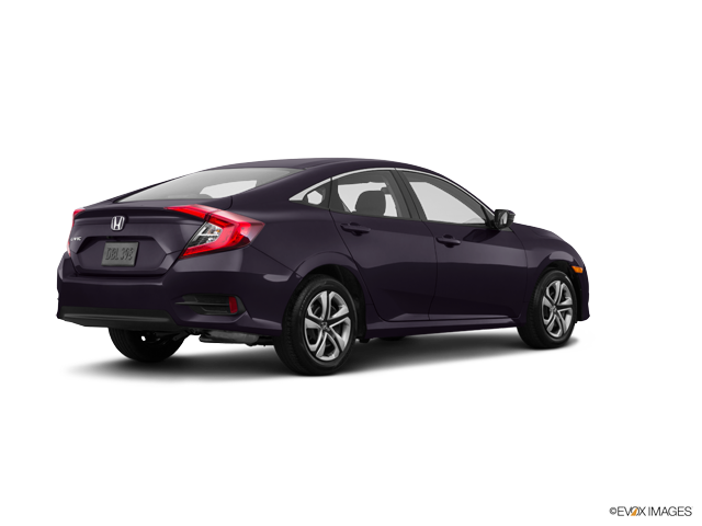 New 2017 Honda Civic Sedan in Ocala, FL