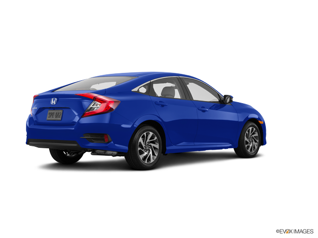 New 2017 Honda Civic Sedan in Jackson, MS