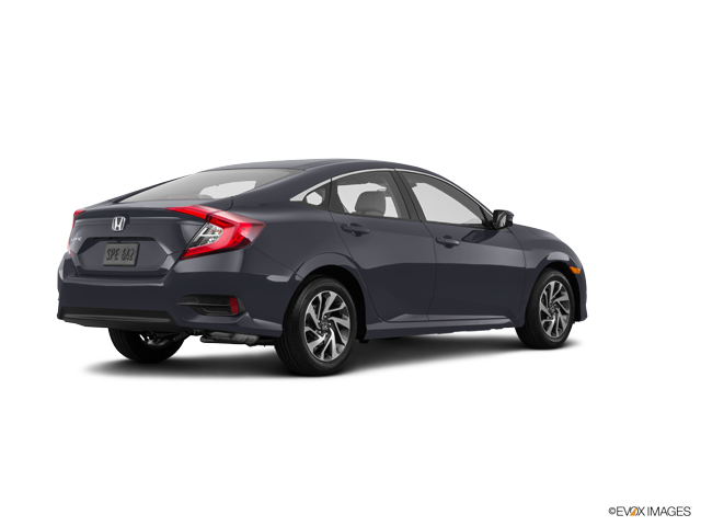 New 2017 Honda Civic Sedan in Dallas, TX