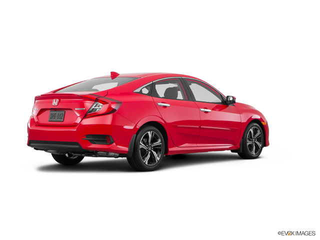 New 2017 Honda Civic Sedan in Dallas, TX