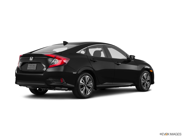 New 2017 Honda Civic Sedan in Ocala, FL