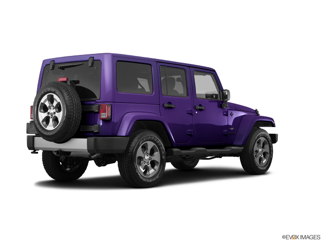 New 2017 Jeep Wrangler Unlimited in Orlando, FL