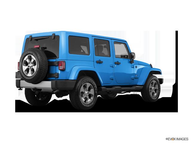New 2017 Jeep Wrangler Unlimited in Honolulu, Pearl City, Waipahu, HI