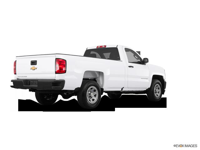Used 2017 Chevrolet Silverado 1500 in Lakeland, FL