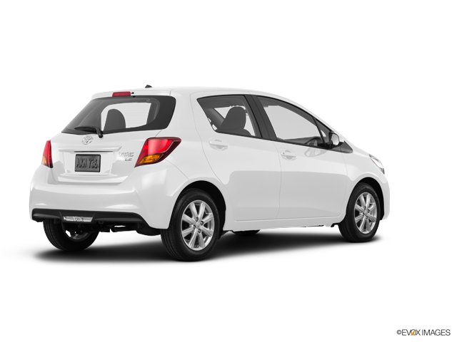 New 2017 Toyota Yaris in Cape Girardeau, MO