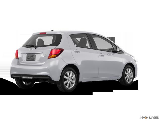 New 2017 Toyota Yaris in Aurora, CO