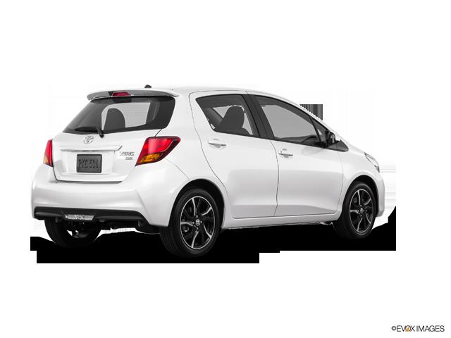 New 2017 Toyota Yaris in Claremont, CA