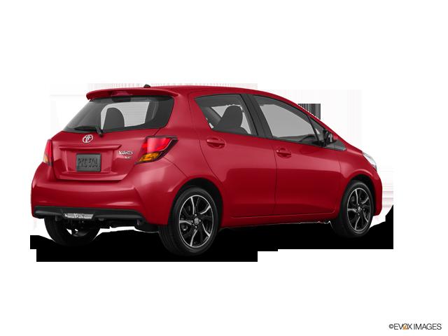 2017 Toyota Yaris SE