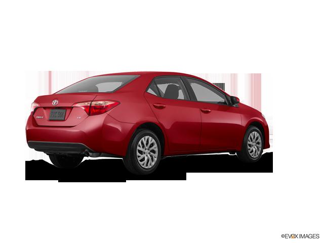 New 2017 Toyota Corolla in Ventura, CA