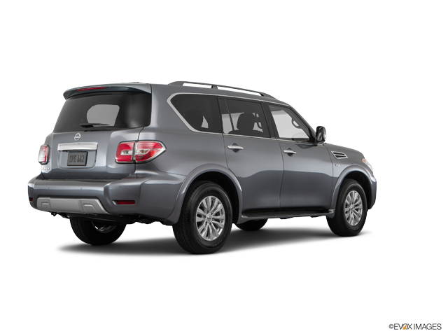 New 2017 Nissan Armada in Tifton, GA