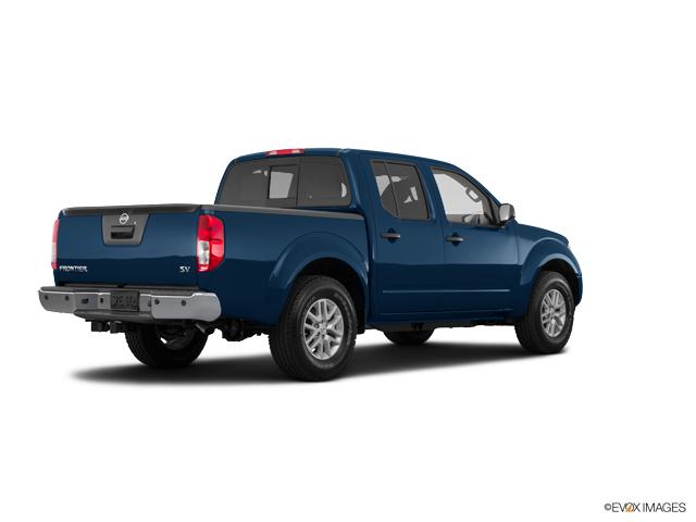 New 2017 Nissan Frontier in Fairfield, CA