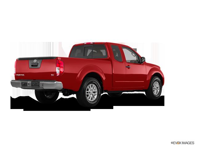 New 2017 Nissan Frontier in Santa Barbara, CA