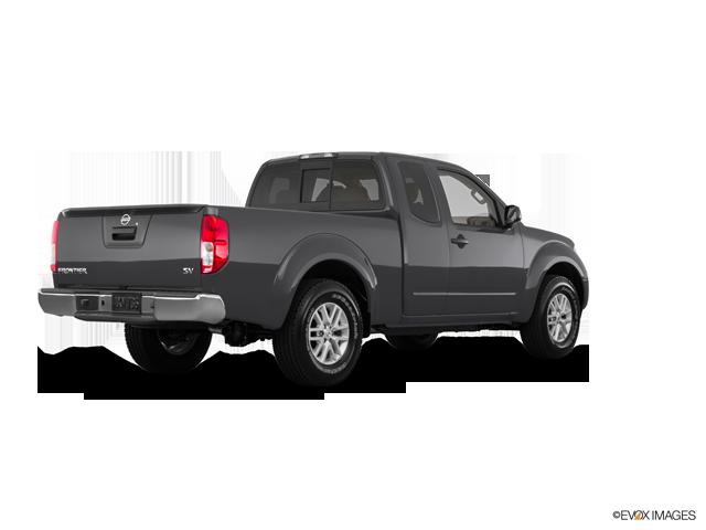 New 2017 Nissan Frontier in Fairfield, CA
