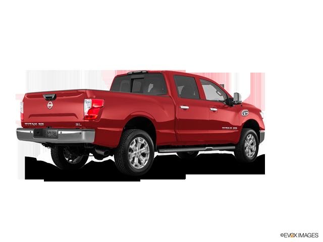 Used 2017 Nissan Titan XD in Murray, UT