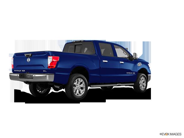 New 2017 Nissan Titan XD in Hoover, AL
