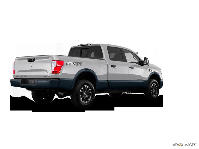 New 2017 Nissan Titan XD in Santa Fe, NM