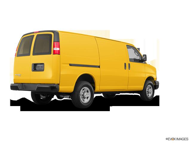 New 2017 Chevrolet Express Cargo Van in Watsonville, CA