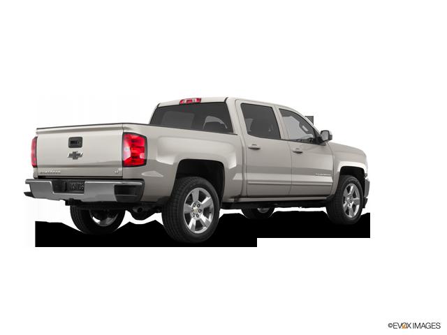 Used 2017 Chevrolet Silverado 1500 in Laramie, WY