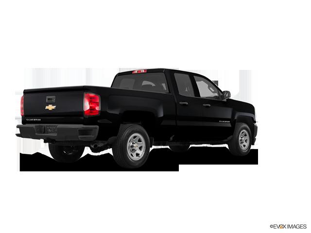 Used 2017 Chevrolet Silverado 1500 in Titusville, FL