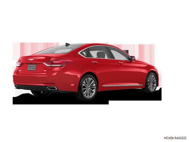 New 2017 Genesis G80 in Irving, TX