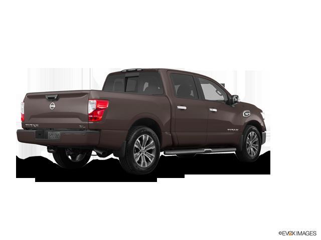 New 2017 Nissan Titan in Columbus, GA