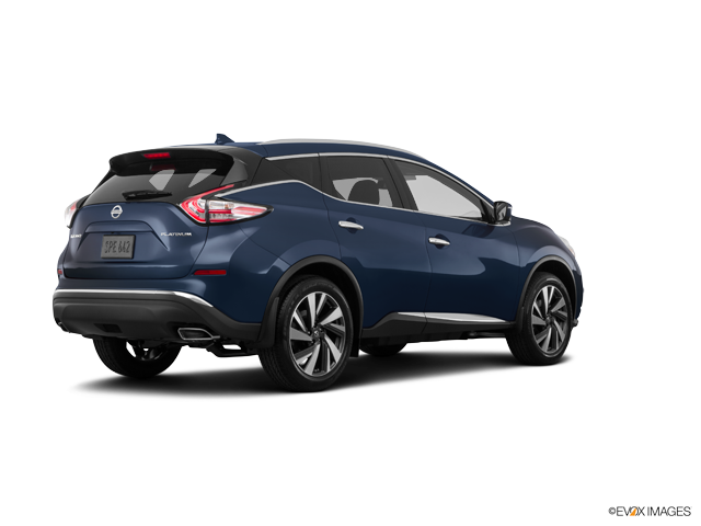 New 2017 Nissan Murano in San Jose, CA