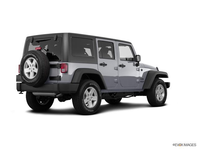 Used 2017 Jeep Wrangler Unlimited in Spartanburg, SC