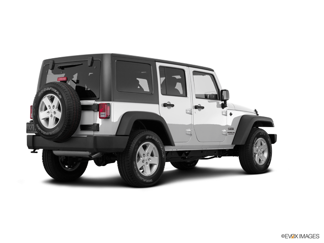 Used 2017 Jeep Wrangler Unlimited In Buford, GA