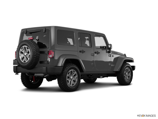 2017 Jeep Wrangler Unlimited Rubicon-4x4-Ht Seats