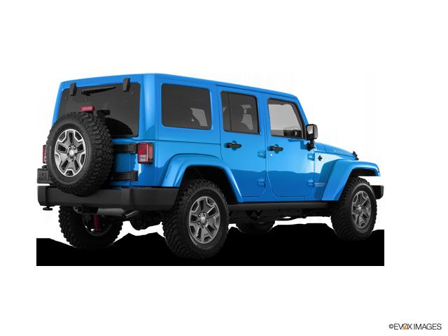 New 2017 Jeep Wrangler Unlimited in Orlando, FL