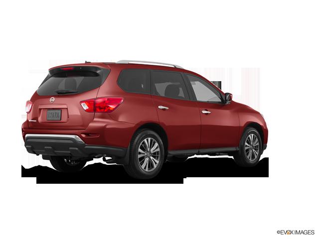 New 2017 Nissan Pathfinder in Vero Beach, FL