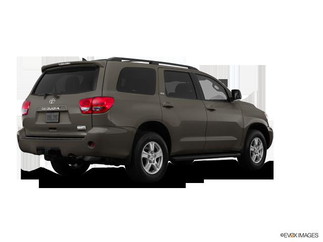 New 2017 Toyota Sequoia in Fairfield, CA