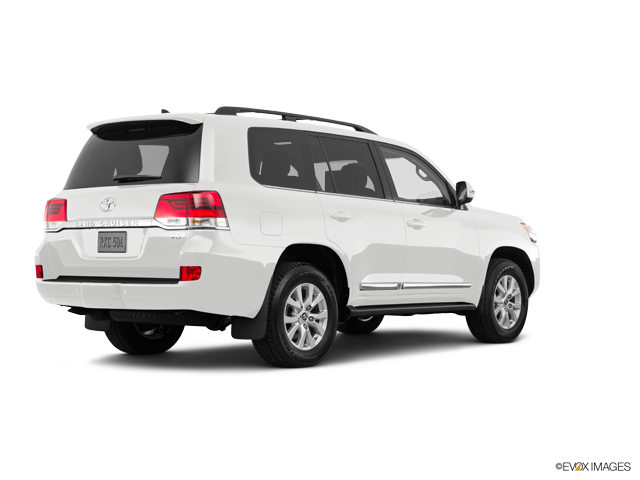 New 2017 Toyota Land Cruiser in Fayetteville, TN