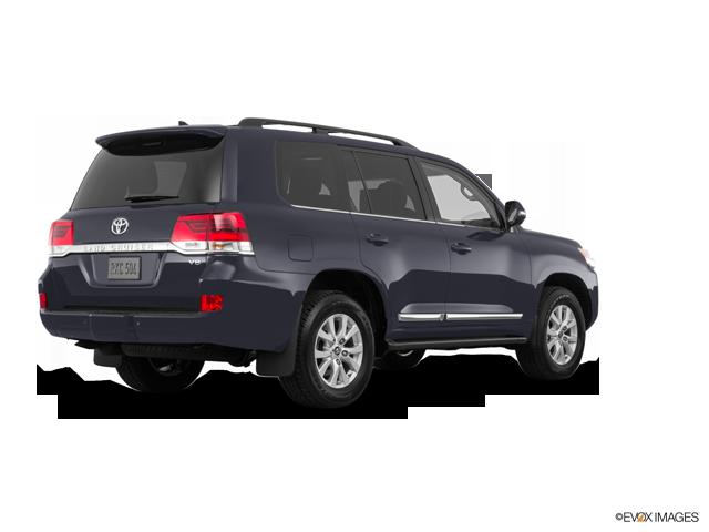 New 2017 Toyota Land Cruiser in Fairfield, CA