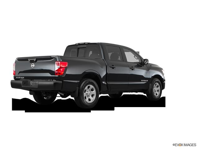 New 2017 Nissan Titan in Lake City, FL