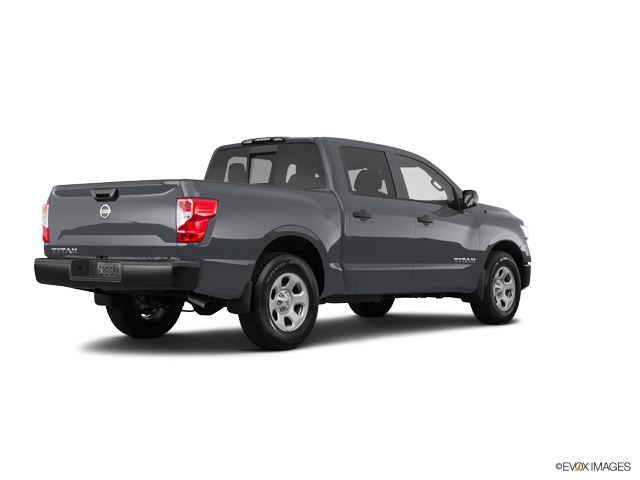 New 2017 Nissan Titan in Tifton, GA