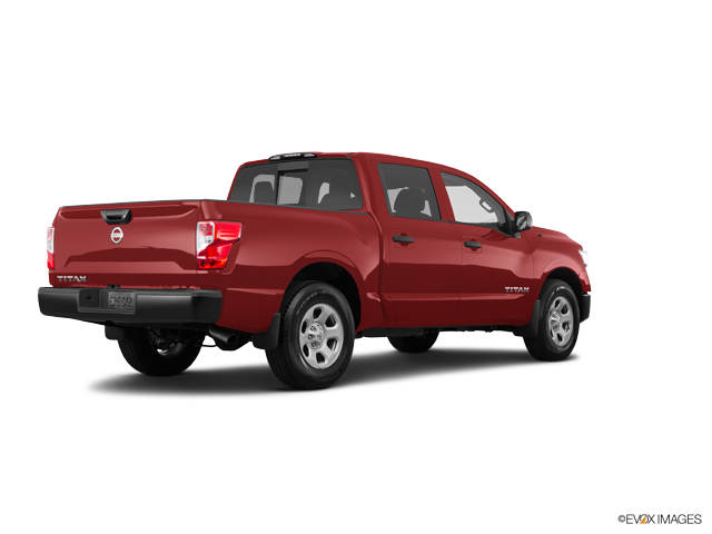 New 2017 Nissan Titan in Columbia, TN