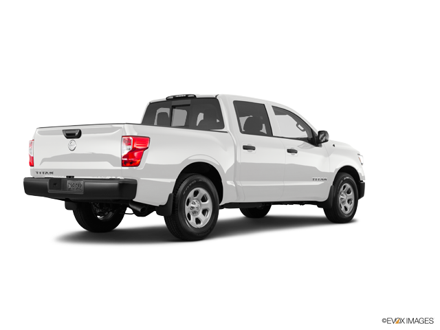 New 2017 Nissan Titan in Santa Fe, NM