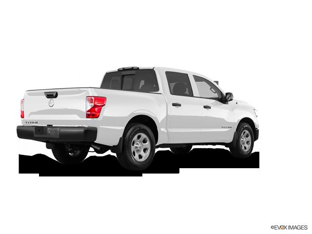 New 2017 Nissan Titan in Orlando, FL