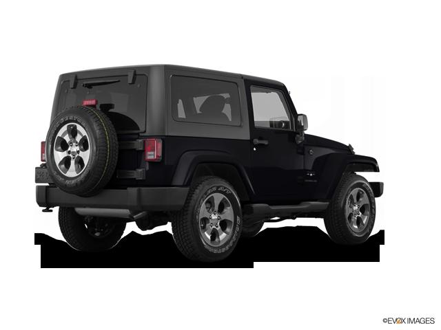 2017 Jeep Wrangler Rubicon