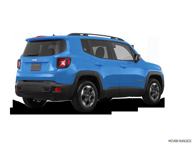New 2017 Jeep Renegade in Orlando, FL