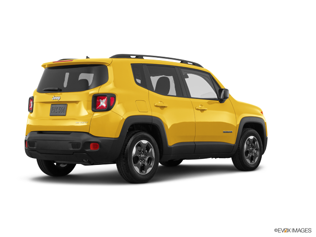 New 2017 Jeep Renegade in Greenville, TX