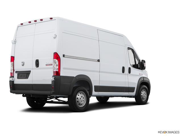 New 2017 Ram ProMaster Cargo Van in Honolulu, Pearl City, Waipahu, HI