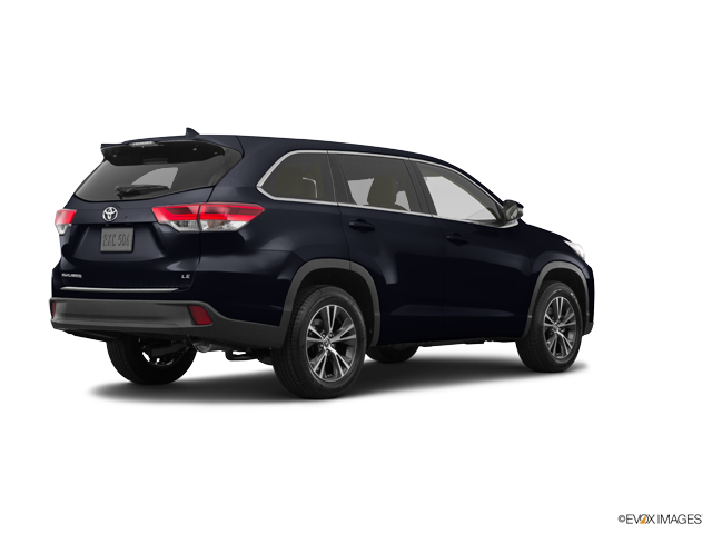 New 2017 Toyota Highlander in Walnut Creek, CA