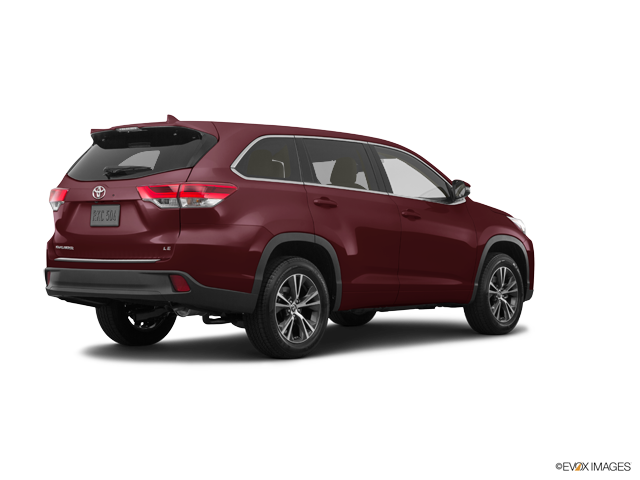 New 2017 Toyota Highlander in Hickory, NC
