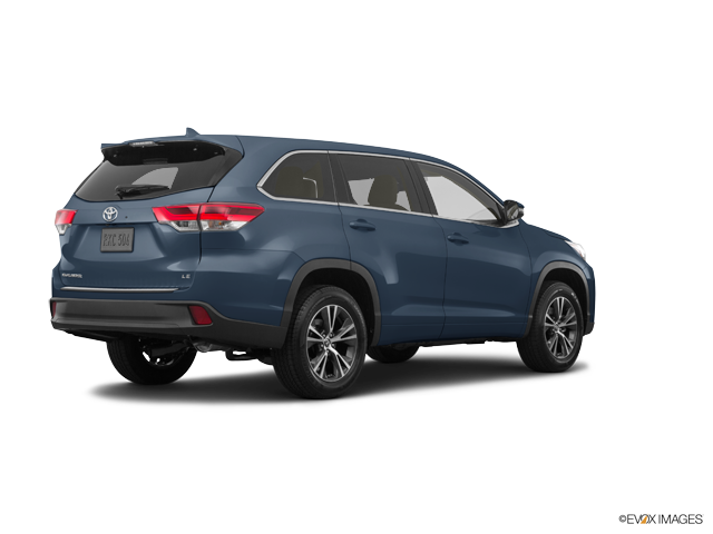 New 2017 Toyota Highlander in Ventura, CA